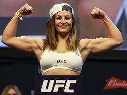 UFC Vegas 31: Miesha Tate is in no rush ...