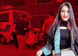 Kastamonu'da öğlen duruşmaya katılan avukat Gizem Saraçoğlu evinde ölü  bulundu