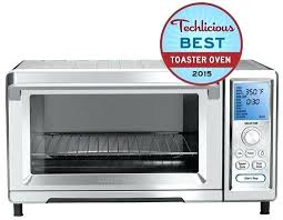 chefs convection toaster oven best small breville compact bed bath and beyond