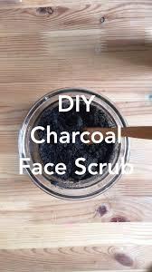 diy face charcoal scrub face masks packs ideas of diy lush lip scrub