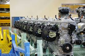 Toyota's New Engine Plant for 2.5-litre AR 4 Cylinder Engine in ...