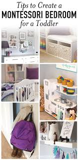 Use These Tips To Get Started Creating A Montessori Toddler Bedroom For  Your Little One To