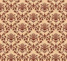 vintage wallpaper pattern. Delighful Pattern Damask Seamless Pattern  Vintage Wallpaper Vector Image U2013 Artwork  Of Backgrounds Textures Click To Zoom Throughout Vintage Wallpaper Pattern T