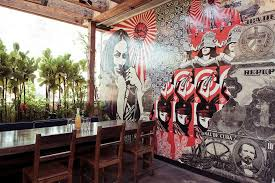 cafe wall murals mr ambience on cafe wall art design with stunning 30 cafe wall art design inspiration 41 cafe wall art cafe