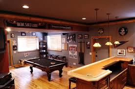 basement sports room ideas basement sports bar ideas
