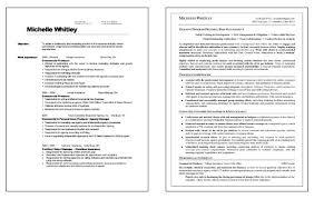 Resume Of Trainer Corporate Trainer Resume Example