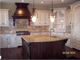 Kitchen Kitchen Backsplash Ideas For White Cabinets Black
