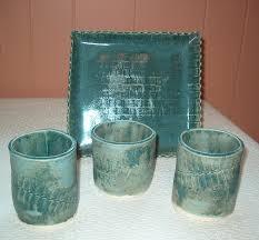 ceramic desk accessories by juels art