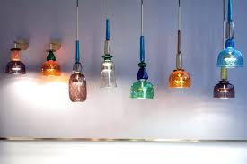 blown glass lighting hand blown glass lighting pendants glass led lamps i hand blown glass pendant