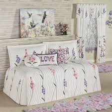 wildflowers fl quilted daybed
