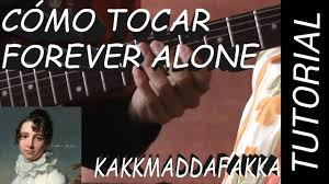 kakkmaddafakka forever alone chords