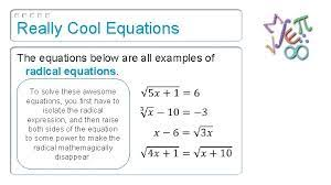 nth roots and rational exponents solve