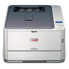 เครื่องพิมพ์เลเซอร์ เบจ OKI C332DN