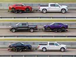 2019 Chevrolet Silverado 1500 High Country vs. 2019 Ford F-150 ...