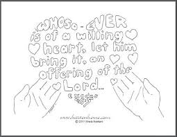 Bible Verse Coloring Pages For Toddlers Christian Coloring Pages