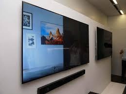sony tv wall. sony tv wall