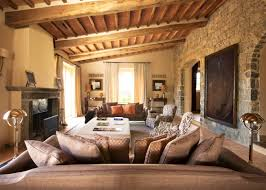 Tuscan Style Decorating Living Room Valuable Tuscan Style Living Room On Interior Decor House Ideas