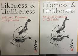 likeness and unlikeness selected paintings of qi baishi cai ruohong 9780835122160 com books