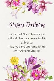 Birthday Blessing Quotes Unique Blessings From The Heart Birthday Prayers As Warm Wishes
