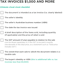 A Visual Guide To Issuing And Obtaining Tax Invoices - Blog