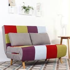 camber 2 seater sofa bed fabric