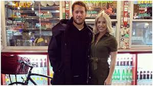 He battled through so much, more than anybody knows. Matthew Stafford S Wife Has Great Health Update On Tumor Heavy Com