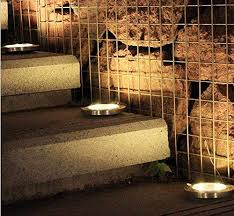 in ground lighting. Solar Ground Lights ,Garden Pathway With Light Sensor Waterproof  Landscape Lawn For In Ground Lighting