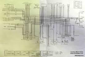honda xrm 125 engine diagram wire diagram 2006 Honda VTX 1300 C at 2006 Honda Vtx 1300 Wiring Schematic
