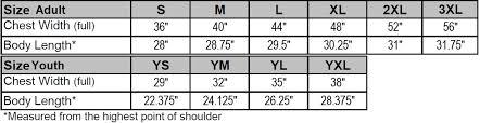 Holloway Apparel Size Chart Holloway Gauge Long Sleeve Baseball Shirts