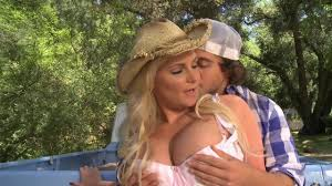 Curvy country slut with big tits and ass gets a fuck Shameless