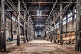 deserted places inside the abandoned domino sugar refinery in new deserted places inside the abandoned domino sugar refinery in new york paul rahpaelson