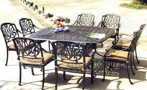 8 person outdoor dining table dining room gorgeous 6 person teak outdoor dining set com in