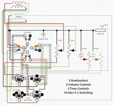 fender s 1 switch mod for hh ultimate guitar here s a much more comprehensible schematic