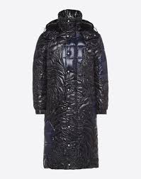 moncler embroidered tiger re edition quilted down coat