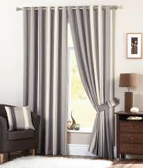 Grey And White Striped Curtains Brockhurststud Com Classy curtains Grey And  White Striped Curtains Design