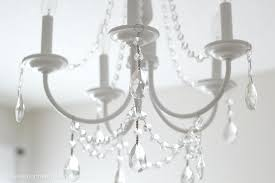 chandelier plastic crystal you can make your own this site shows how large crystals chandelier plastic