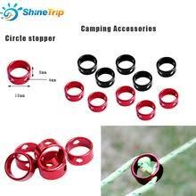 10 X Shinetrip кемпинг палатка ветер механизм для регулировки ...