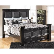 ashley furniture north shore poster bed. attractive design ideas ashley furniture king size beds random2 signature by cavallino mansion poster north shore bed s