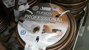 flexon garden hose. Marvelous Flexon 100 Ft Professional Commercial Grade Hose U2013 Kink Free Garden N
