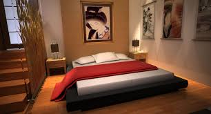 The Secondary Elements of Japanese Bedroom Design