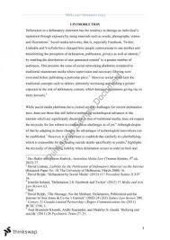 media law essay for summer media law thinkswap media law defamation