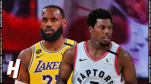 Los Angeles Lakers vs Toronto Raptors - Full Game Highlights August 1, 2020  NBA Restart - YouTube