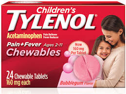 Jr Strength Acetaminophen Dosage Chart Kids Solid Dose Acetaminophen Products Transition To Single
