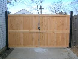 Plain Wood Fence Gate Plans Wooden Privacy Gates Throughout Inspiration