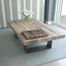 good solid wood coffee table real round canada