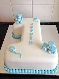 Number 1 Birthday Cake Designs Baby Boys 1st Birthday Number 1 Cake Yummiliciouscakes