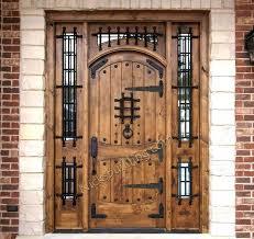 mesmerizing glass panel front door exterior stained glass panel above front door
