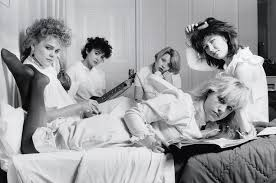 The Go Gos Got The Beat To A Historic No 1 Rewinding