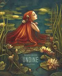 Undine : Benjamin Lacombe: Amazon.de: Bücher
