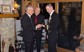 don t ask don t tell  us navy lt gary c ross marries dan swezy becoming the first active member of the u s military to legally marry a same sex partner